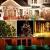 [2 Stück]Solar Lichterkette Außen, 12M 120 LED Lichterketten Aussen, Wasserdicht Kupferdraht Weihnachtsbeleuchtung Lichterkette für Balkon, gartendeko, Bäume, Terrasse, Hochzeiten(Warmweiß) - 4