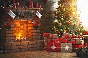 Casaria Weihnachtsbaum 150 bis 180 cm Ständer LED Lichterkette künstlicher Tannenbaum Weihnachten Baum PVC Grün 150 cm - 2