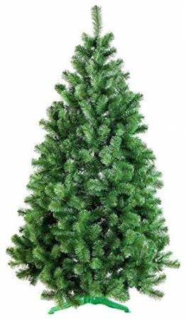DecoKing Weihnachtsbaum Künstlich 180 cm grün Tannenbaum Christbaum Tanne Lena Weihnachtsdeko - 1