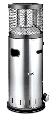 Enders® Terrassenheizer Gas POLO 2.0, Gas-Heizstrahler 5460, Terrassenstrahler mit stufenloser Regulierung, ENDUR Reflektionssystem, Transporträder, Umkippsicherung - 4