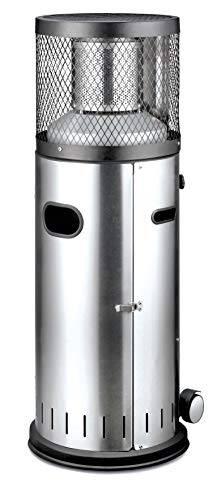 Enders® Terrassenheizer Gas POLO 2.0, Gas-Heizstrahler 5460, Terrassenstrahler mit stufenloser Regulierung, ENDUR Reflektionssystem, Transporträder, Umkippsicherung - 1