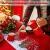Huahao Weihnachtstischläufer 1 Stück Festliche Weihnachtstischdekoration Tischdecke Weihnachtstischdekoration, Weihnachtstischdekoration (178 x 34 cm) - 3