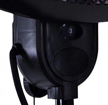 KESSER® Heizstrahler 2000 Watt ✓ Infrarot ✓ Standheizer ✓ Terrassenheizung ✓ Terassen ✓ Strahler ✓ Höhenverstellbar ✓ Quarzstrahler ✓ Innen - Außen ✓ Wickeltischheizstrahler - 7