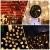 LED Lichterkette Außen Solar OMERIL Lichterkette mit 50er LED Kristallkugeln 8 Meter USB Lichterkette Innen für Garten, Bäume, Schlafzimmer, Kinderzimmer, Hochzeiten, Partys usw. - 2