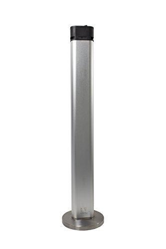 SUNTEC Infrarot-Heizstrahler mit Fernbedienung | Heat Patio 2000 Carbon Wärmestrahler für Terrasse | Outdoor Terrassenheizer für Balkon, Garten max. 2000 Watt Infrarotstrahler Strahlwasser-Schutz - 6