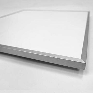 AUROM Infrarotheizung Sonplex – Elektroheizung Aluminium, Weiß, Heizpaneel für Wandmontage, elektrisch, 300 - 1100 Watt, neueste Infrarot Heiztechnik, IPX4 Nässe-Schutz, 2 J. Garantie (1100 Watt) - 2