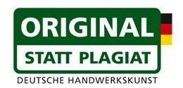 DWU Echt Erzgebirgischer Räuchermann® Bergwichtel mit echtem Bergkristall #439 - 2