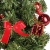 Idena 8582154 - Deko Tannenbaum mit 10 LED warmweiß, mit 6 Stunden Timer Funktion, batteriebetrieben, ca. 35 cm hoch, für die Weihnachts- und Adventszeit - 3