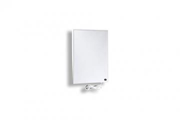 Infrarot Heizung Watt 300 Watt- Deutscher Hersteller - Elektroheizung für Steckdose - 5 Jahre Herstellergarantie- Elektroheizung mit Überhitzungsschutz - Unsere Geräte sind geprüft auf Sicherheit durch Tüv - Sonnenheizung - 2