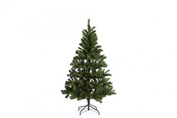 LIFA LIVING Künstlicher Weihnachtsbaum 180 cm, Künstlicher Christbaum grün, Tannenbaum 1,80 m hoch, künstliche Tanne, Weihnachtsdeko, 180 x 100 cm - 3