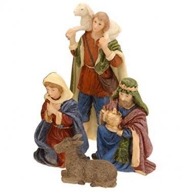 made2trade Hochwertige Figuren für die Weihnachtskrippe - 11 Teilig - 3