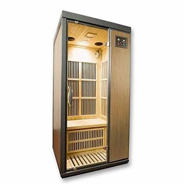 Mountfield, Corinna, Infrarot-Sauna, 1-Sitzer - 1
