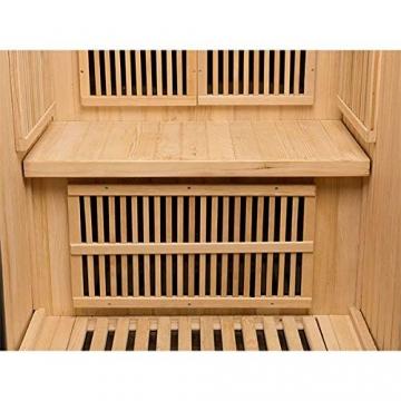 Mountfield, Corinna, Infrarot-Sauna, 1-Sitzer - 2