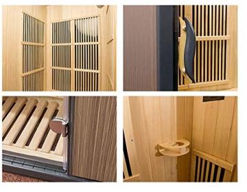 Mountfield, Corinna, Infrarot-Sauna, 1-Sitzer - 4