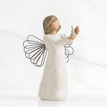 Willow Tree 26235 Figur Engel der Hoffnung, Angel of Hope, 3,8 x 3,8 x 14 cm - 2