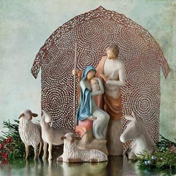Willow Tree 26290 Weihnachtsartikel Heilige Familie - 5