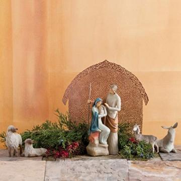 Willow Tree 26290 Weihnachtsartikel Heilige Familie - 6