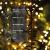 11m LED Lichterkette außen Weihnachten Extra Warmweiß Cluster Lichterkette Weihnachtsbaum Büschellichterkette innen Strombetrieben Tannenbaum Christbaum Weihnachtslichterkette außen - 2