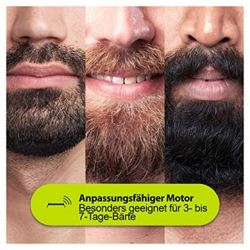 Braun 10-in-1-Trimmer MGK7220 Herren-Barttrimmer, Bodygrooming-Set und Haarschneider, grau/silber - 5