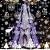 Caiery 185 pcs Schneeflocken Rentier Fensterbild, Statisch Haftende PVC Aufklebe,Winter-deko Weinachts Dekoration, Weihnachten Fenstersticker, Winter Deko Weihnachtsdeko - 3