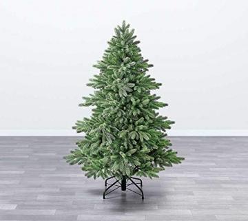 Evergreen Weihnachtsbaum Roswell Kiefer 210 cm künstlicher Tannenbaum Christbaum Kunstbaum Weihnachtsdekoration - 2