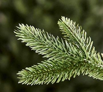 Evergreen Weihnachtsbaum Roswell Kiefer 210 cm künstlicher Tannenbaum Christbaum Kunstbaum Weihnachtsdekoration - 5