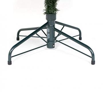 Evergreen Weihnachtsbaum Roswell Kiefer 210 cm künstlicher Tannenbaum Christbaum Kunstbaum Weihnachtsdekoration - 6