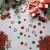 FHzytg 120 Stück Filz Sterne, Tischdeko Weihnachten Filz Weihnachten Sterne Filz, Filz Sterne Weihnachten Streudeko Sterne Filz, Weihnachtsdeko Tischdeko Streudeko Sterne Filz Weihnachten - 4