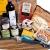 Geschenkkorb Olé mit spanischen Delikatessen I Präsentkorb gefüllt mit ausgesuchten Tapas-Klassikern & Rotwein aus Spanien - 2