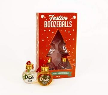 Gift Republic Festive Boozeballs, Einheitsgröße - 3