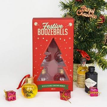 Gift Republic Festive Boozeballs, Einheitsgröße - 6