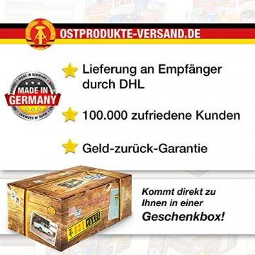 Herzhafte DDR Geschenkbox für Männer - DDR Waren - Geschenkbox aus dem Osten - 7