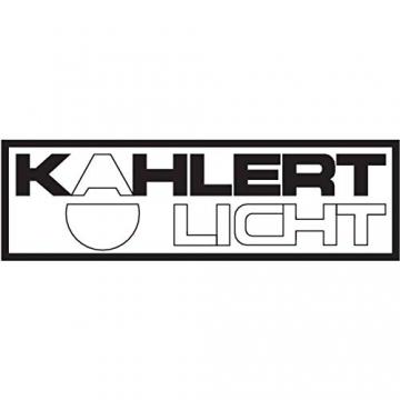 Kahlert Licht 29681 Puppenhauszubehör, schwarz, transparent - 2
