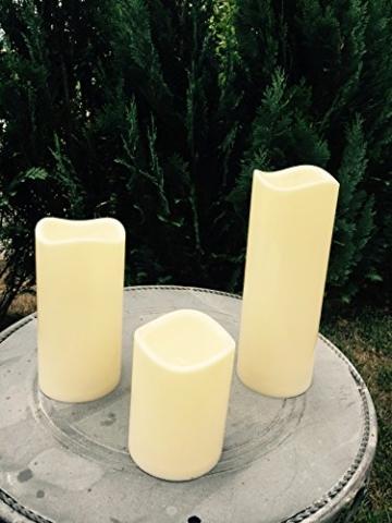 LED Kerzen-Set