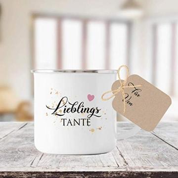 Manufaktur Liebevoll Tasse mit Spruch