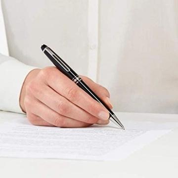 Montblanc Kugelschreiber mit Drehmechanik - 5
