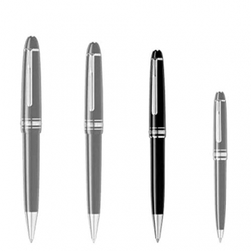 Montblanc Kugelschreiber mit Drehmechanik - 6