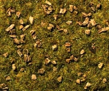 NOCH 08360 - Spielwaren, Streugras Steinige Bergwiese, 2.5 mm - 1