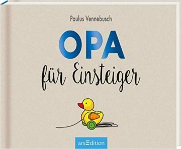 Opa für Einsteiger: Lustiges Geschenk für den werdenden Großvater (Einsteiger-Reihe) - 2