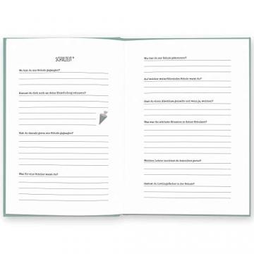 Opa, was kannst du mir von dir erzählen?: Das Ausfüllbuch zum Verschenken (türkisblau) - 5