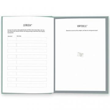 Opa, was kannst du mir von dir erzählen?: Das Ausfüllbuch zum Verschenken (türkisblau) - 7