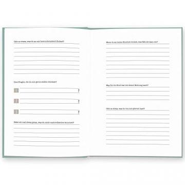 Opa, was kannst du mir von dir erzählen?: Das Ausfüllbuch zum Verschenken (türkisblau) - 10