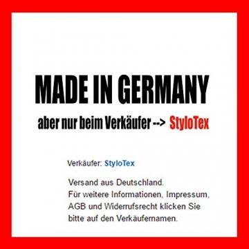 Stylotex Kissen - Geschenk für den Besten Onkel - Dekokissen Bedruckt in höchster Druckqualität & Designed in Deutschland - Für den absolut perfektesten & unglaublichsten Onkel im ganzen Universum - 6