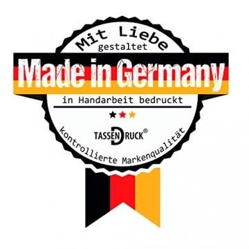 Tasse mit Spruch für die Weltbeste Tante - Kaffeetasse/Familie/Geschenk-Idee/Mug/Cup/Innen & Henkel Rosa - 8