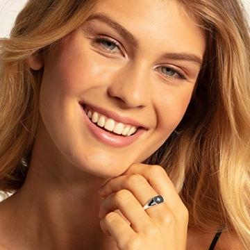 Thomas Sabo Damen-Ringe 925 Sterlingsilber mit '- Ringgröße 58 D_TR0038-725-14-58 - 5