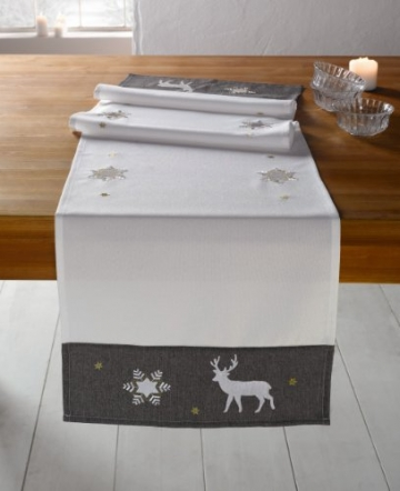 Tischläufer Winter 40x150 - 2
