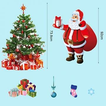 Tuopuda Weihnachtssticker