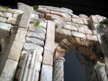Unbekannt 250 rechteckige Ruinen-Bausteine für Krippenbau, LGB Gartenbahn etc. - 6