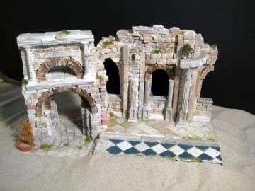 Unbekannt 250 rechteckige Ruinen-Bausteine für Krippenbau, LGB Gartenbahn etc. - 7