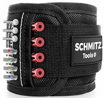 Vatertagsgeschenk [2021] Magnetarmband für Handwerker - Vatertag - Vatertagsgeschenk Personalisiert - Geschenke für Männer - Männer Geschenke - Gadgets für Männer - Geschenkideen für Männer - 1
